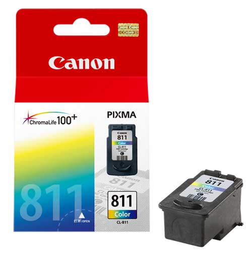 Mực in Canon Cl-811 Color Ink Cartridge