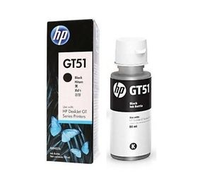 Mực in HP GT51 Black Original Ink Bottle (M0H57AA)