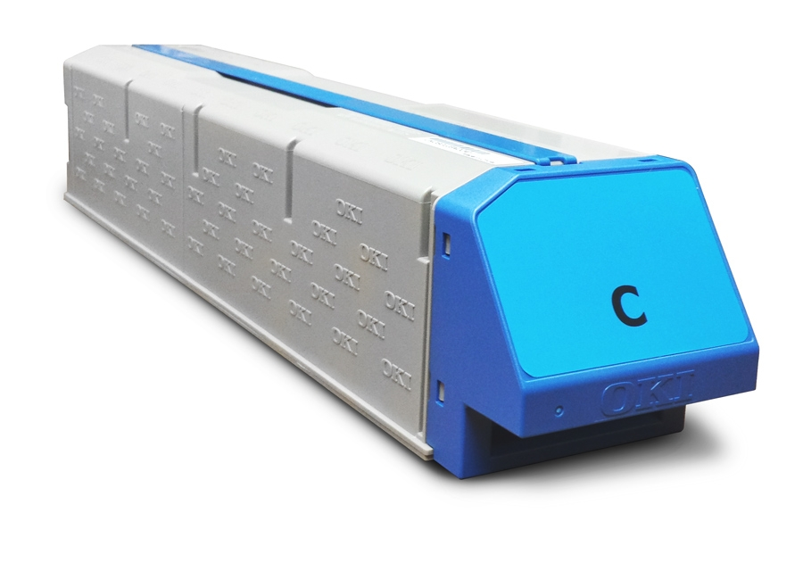 Mực in Oki C911 Cyan Toner Cartridge (C911C)