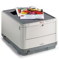 Máy in Oki C3600N Printer Laser Color