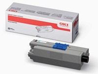 Mực in Oki C310 Black Toner Cartridge (44469818)