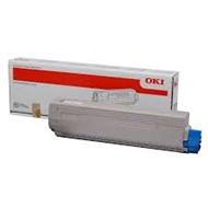 Mực in Oki C833 Black Toner Cartridge